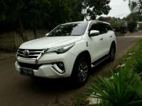 Toyota Fortuner VRZ AT Tahun 2016 Automatic