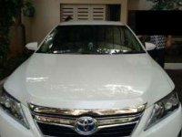 Toyota Camry hybrid matic 2014
