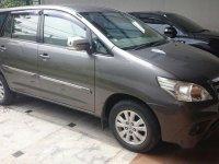Toyota Kijang Innova G XR 42 DS AT 2014
