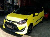 Jual mobil Toyota Agya 2017 Bengkulu