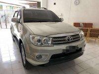Toyota Fortuner Trd Diesel Matic 2011 Dijamin Mulus