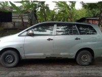 Toyota Kijang Innova E Standard 2005 MPV