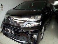 Toyota Vellfire Z 2012 MPV