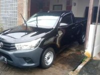 Toyota Hilux S Pickup MT Tahun 2016 Manual