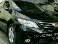 Toyota Corolla Altis E 2011 Sedan
