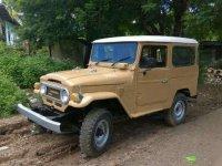 Jual Toyota Landcruiser Hardtop BJ 40 1982