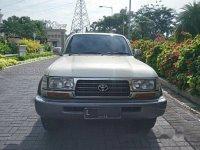 Toyota Land Cruiser VX-R 1997