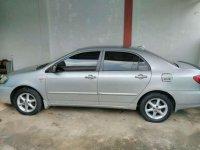 Toyota Altis 2002 Sedan