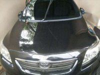 Toyota Corolla Altis J MT Tahun 2009 Manual