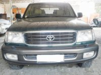 Toyota Land Cruiser VXL 4.2 2002