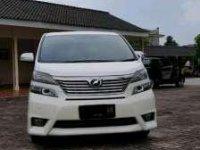FS: Toyota Vellfire 2010/2011