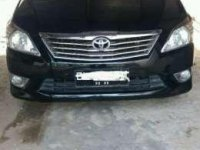 Toyota Kijang Innova 2012 MPV