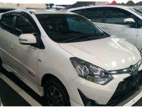 Jual mobil Toyota Agya TRD Sportivo 2018 Jawa Timur Manual