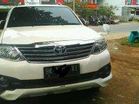 Tooyta Fortuner G TRD 2012 SUV