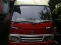 Toyota Dyna Pickup Truck MT Tahun 2007 Manual