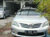 Toyota Corolla Altis MT Tahun 2013 Manual