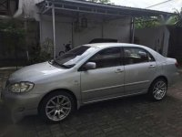 Toyota Corolla Altis 1.8 Manual 2004