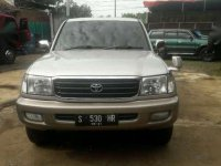 Toyota Land Cruiser VX100 Diesel Th 2000 Silver Sgt Istw Siap Pakai