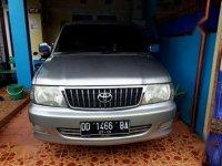 Jual Toyota Kijang SGX 1.8 EFi Manual Silver 2004