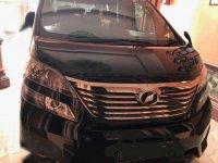 Dijual sangat istimewa Toyota Vellfire 2011 premium CBU