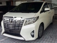 Toyota Alphard G 2017 AT