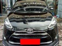 Toyota Sienta Q Automatic 2016 Black Top Kondisi