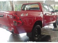 Jual cepat Toyota Hilux E 2018 Pickup Truck