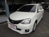 Toyota Etios Valco G 1.2 MT 2013
