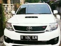 Toyota Fortuner TRD Diesel Matic 2015