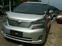Toyota Vellfire v th 2010 full ori.istimewah