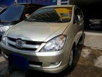 Toyota Kijang Innova 2.0 G M/T 2007