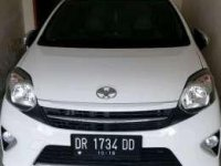 Jual Toyota Ayga G M/T 2013