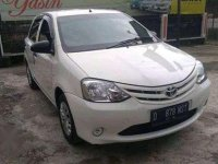 Toyota  Etios Valco J 2013 Putih Mulus