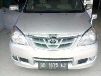 Toyota Avanza 1.3 G M/T  2011