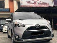 Toyota Sienta 2017 Silver