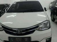 Jual Toyota Etios Valco 1.2 type G Manual 2015