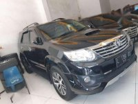 Toyota Fortuner TRD Sportivo VNT Turbo A/T 2013