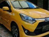 Toyota Agya TRD Sportivo MT Tahun 2018 Manual