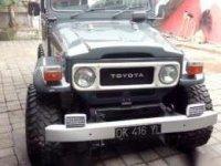 Toyota Hardtop Tahun 1981