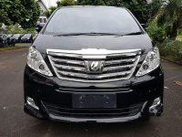 Toyota Alphard X X 2012 MPV AT