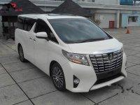 Toyota Alphard G 2016 Wagon AT