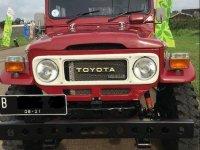 Toyota Land Cruiser Soft Top BJ40 1984