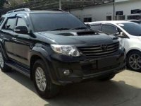 Toyota Fortuner AT Tahun 2012 Automatic