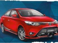 jual Toyota Vios TRD Sportivo G 2017