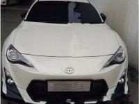 Jual cepat Toyota 86 TRD 2016 Coupe