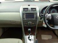 Toyota Corolla Altis V AT 2012