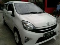 Toyota Agya  E Automatic 2013