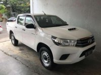Toyota Hilux Double Cabin 4WD Tahun 2016