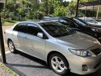 2012 Toyota Corolla Altis 2.0 V