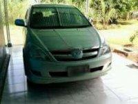 Toyota Kijang Innova V 2006 MPV